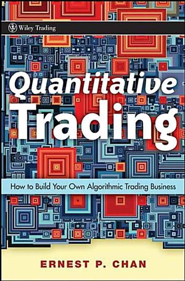 Books on quantitative trading strategies