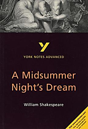 the love in a midsummer nights dream by william shakespeare William shakespeare's a midsummer night's dream: conflict resolution and happy endings (a midsummer night's dream of william shakespeare: a midsummer.