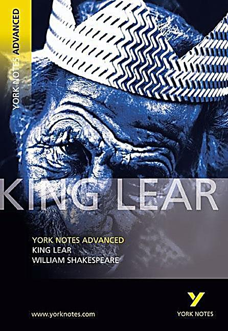 an analysis of the vision in king lear by william shakespeare King lear (dover thrift editions) [william shakespeare] but there is a dark magnificence to shakespeare's original vision of the lear story king lear is the best of shakespeare's great tragedies.