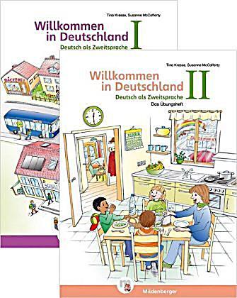 willkommen in deutschland bd 1 2 das bungsheft i ii 2 bde buch. Black Bedroom Furniture Sets. Home Design Ideas