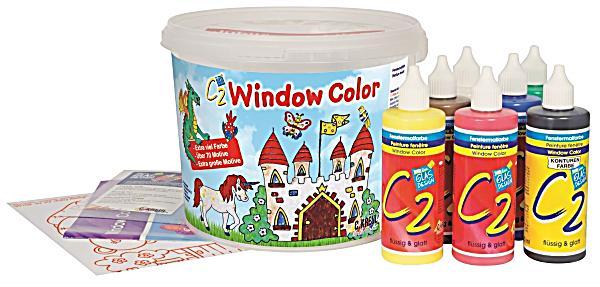 window color eimer 7 farben zubeh r bestellen. Black Bedroom Furniture Sets. Home Design Ideas
