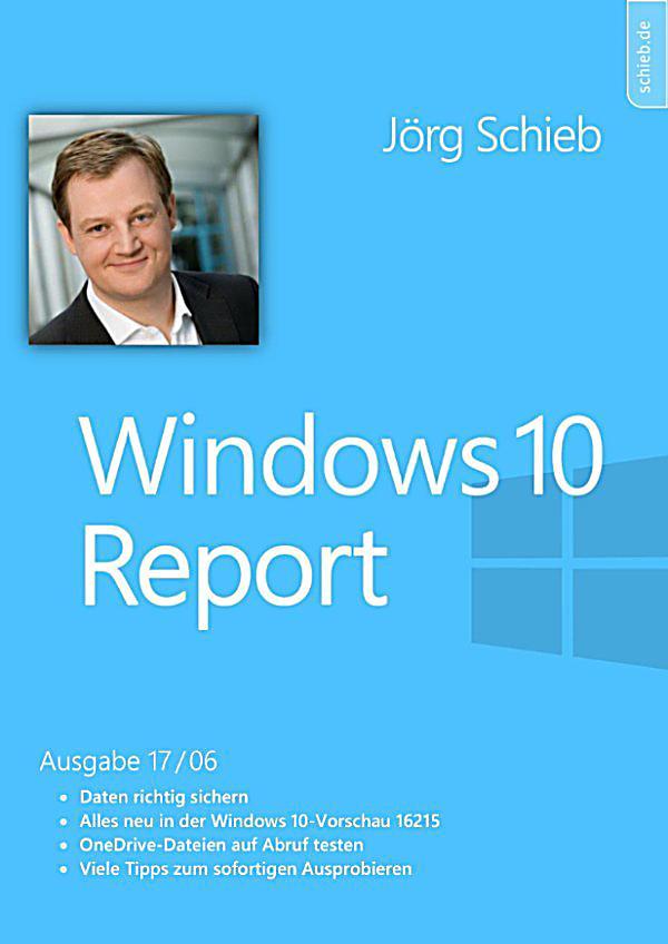 windows 10 sichern