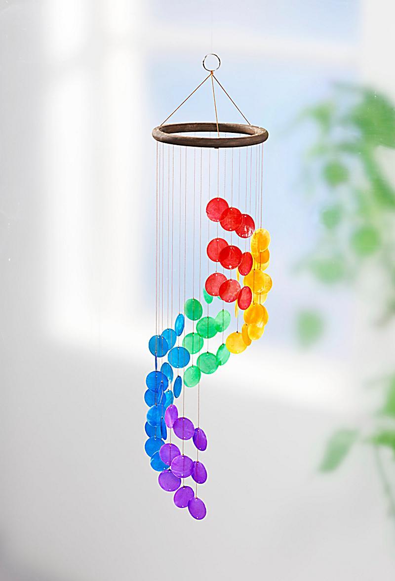 windspiel rainbow jetzt bei bestellen. Black Bedroom Furniture Sets. Home Design Ideas