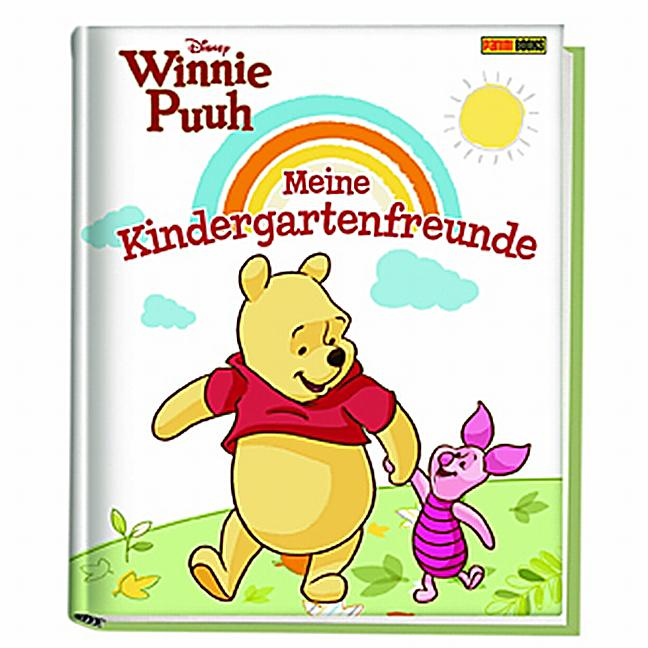 winnie puuh meine kindergartenfreunde buch. Black Bedroom Furniture Sets. Home Design Ideas