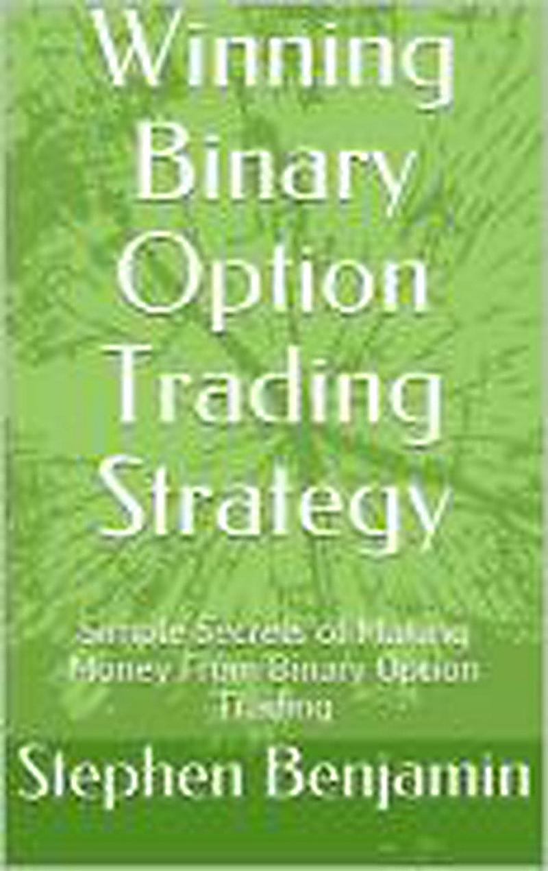 Binary options market making
