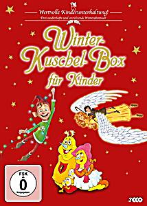 winter kuschel box f r kinder dvd bei bestellen. Black Bedroom Furniture Sets. Home Design Ideas