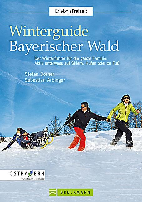 winterguide bayerischer wald buch portofrei bei. Black Bedroom Furniture Sets. Home Design Ideas