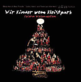 wir kinder vom kleistpark feiern weihnachten 1 audio cd. Black Bedroom Furniture Sets. Home Design Ideas