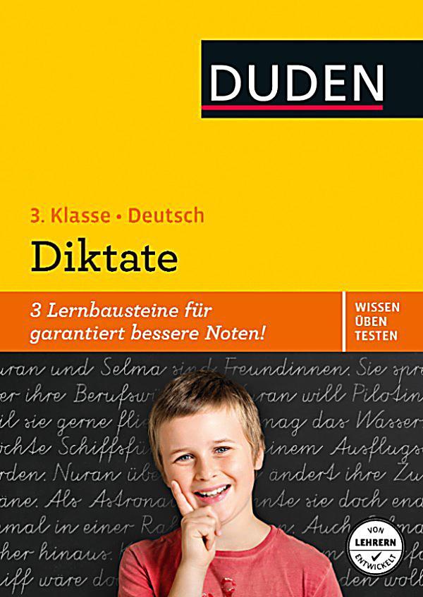 wissen 220ben testen deutsch diktate 3 klasse ebook