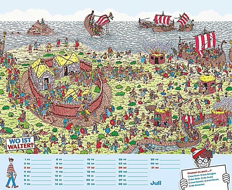 Wo Ist Walter Maps
