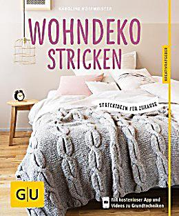 wohndeko stricken buch jetzt portofrei bei. Black Bedroom Furniture Sets. Home Design Ideas
