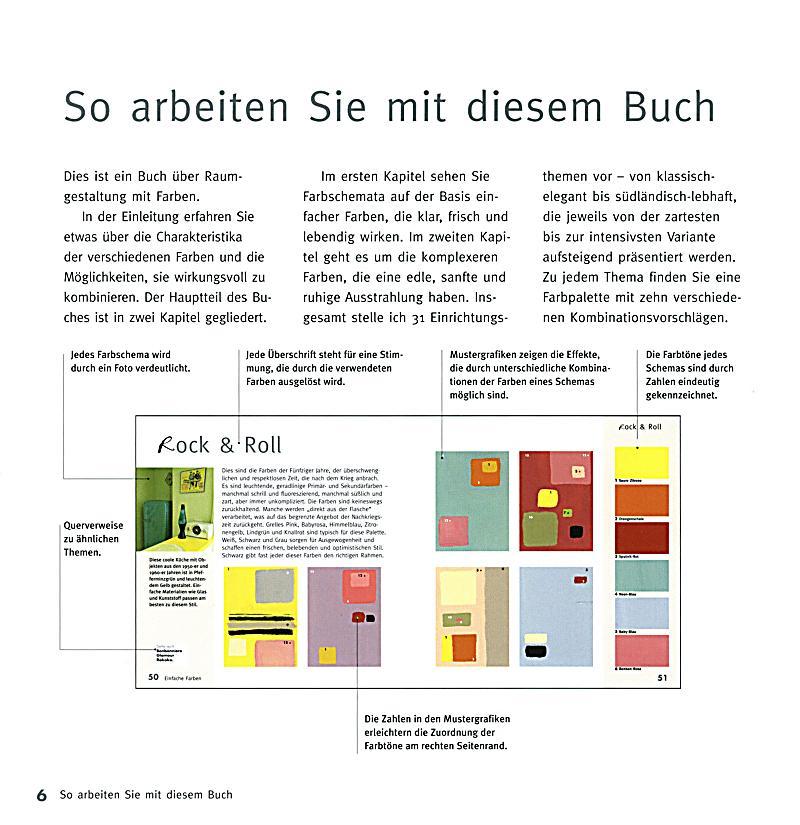 Wohnen mit den richtigen Farben Buch bei Weltbild.de bestellen