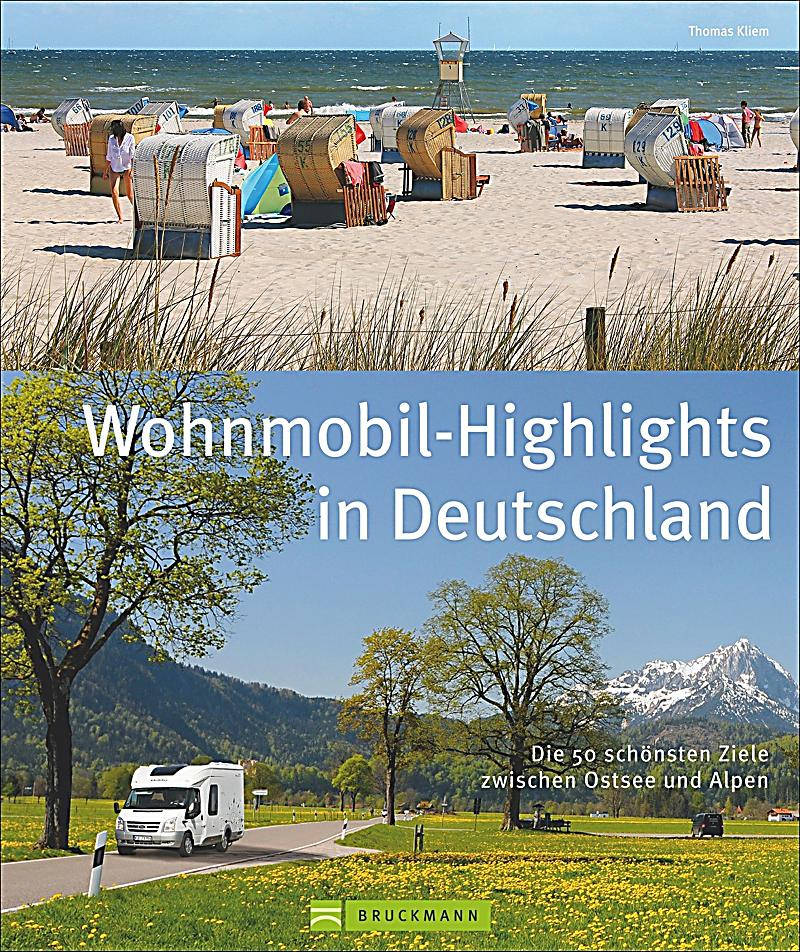 wohnmobil highlights deutschland buch portofrei bei. Black Bedroom Furniture Sets. Home Design Ideas