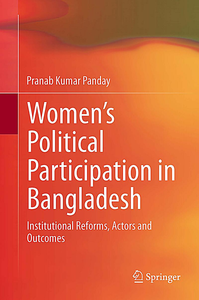 participation of women Women's political participation in asia and the pacific social science research council | working papers jacqui true, nicole george, sara niner, and.