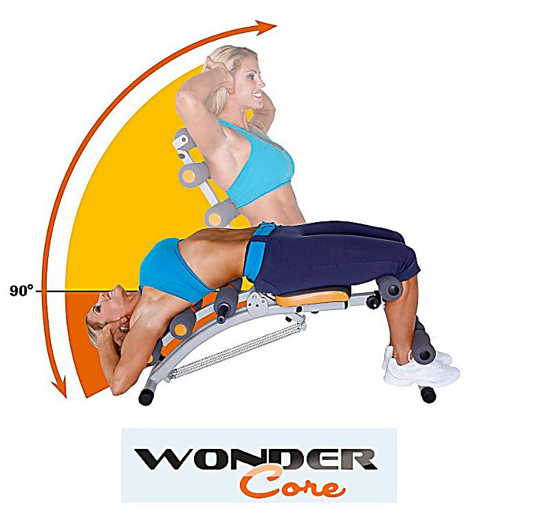 wonder core fitnessger t jetzt bei bestellen. Black Bedroom Furniture Sets. Home Design Ideas
