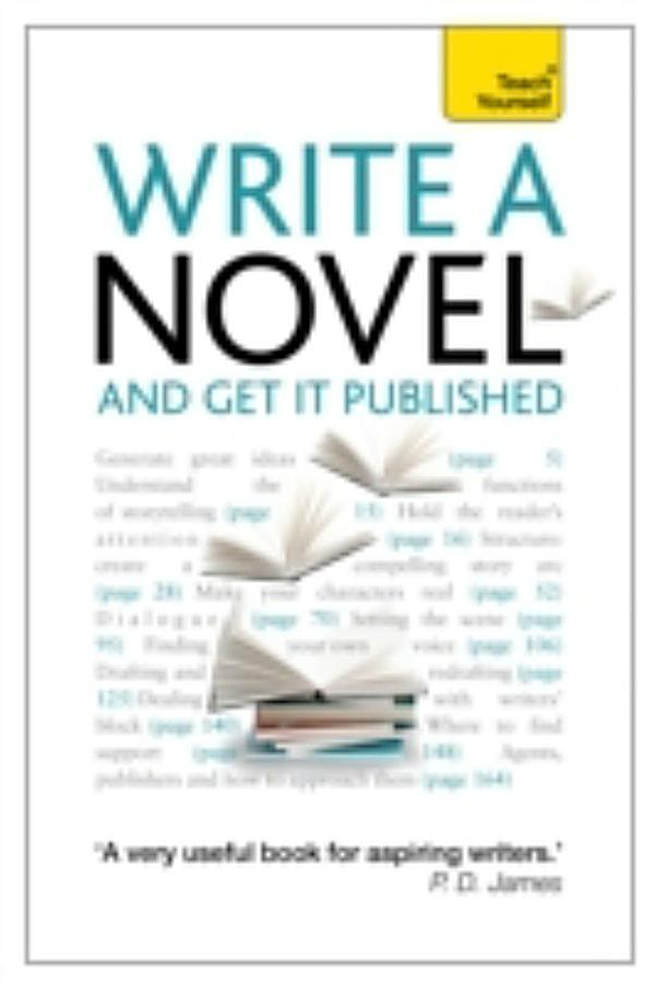 writing a book and getting it published If you were starving to death and writing a book would get you food, you'd write it might not be a good book, but most books by published authors aren't that good either what makes for a good book is highly subjective anyway.