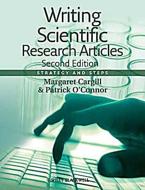writing research articles Your professor may tell you that you're required to use journal articles for your research paper so what is a journal article, and how do you find one.
