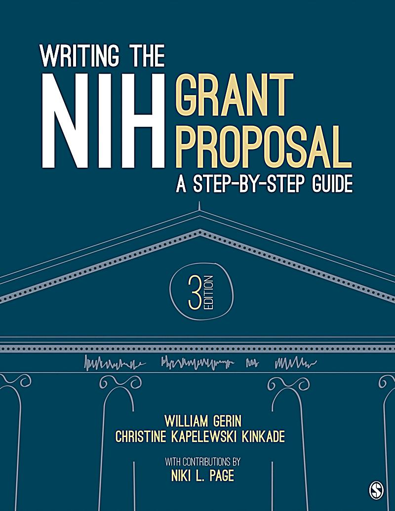 nih grant writing Grant writing classes are also offered periodically the engineering  nih's  grant writing tips sheets center for scientific review (insights into writing for  nih.