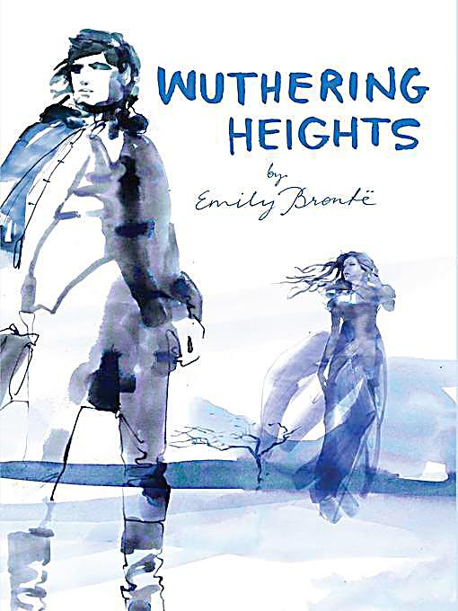 the two generations described in emily brontes wuthering heights Clare dunkle's the house of dead maids, a prequel to emily brontë's wuthering heights, a fantasy horror novel for ya or teen readers  may scorn, described emily .