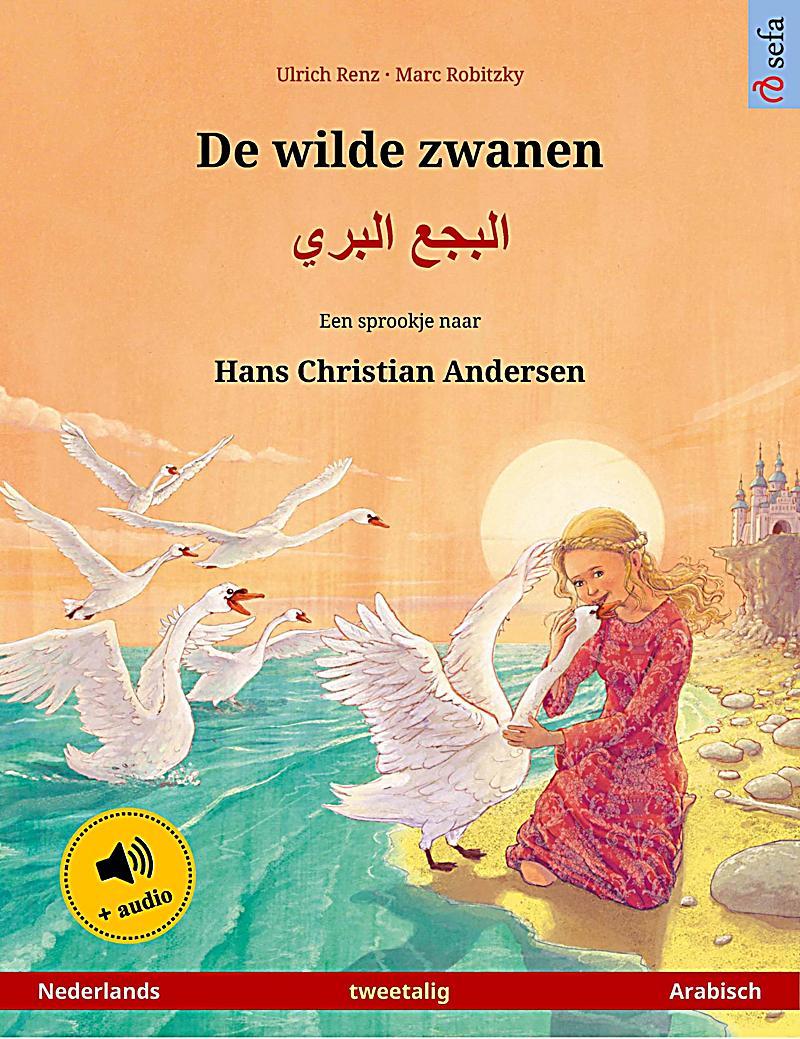 De wilde zwanen for Van nederlands naar arabisch