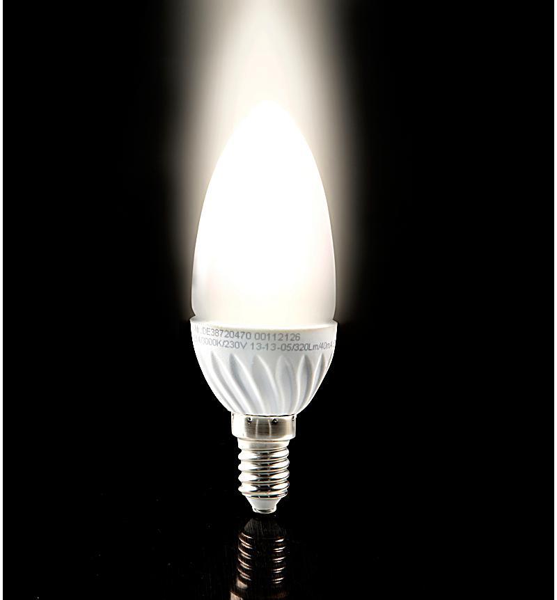 xavax led lampe e14 4w kerzenform bestellen. Black Bedroom Furniture Sets. Home Design Ideas