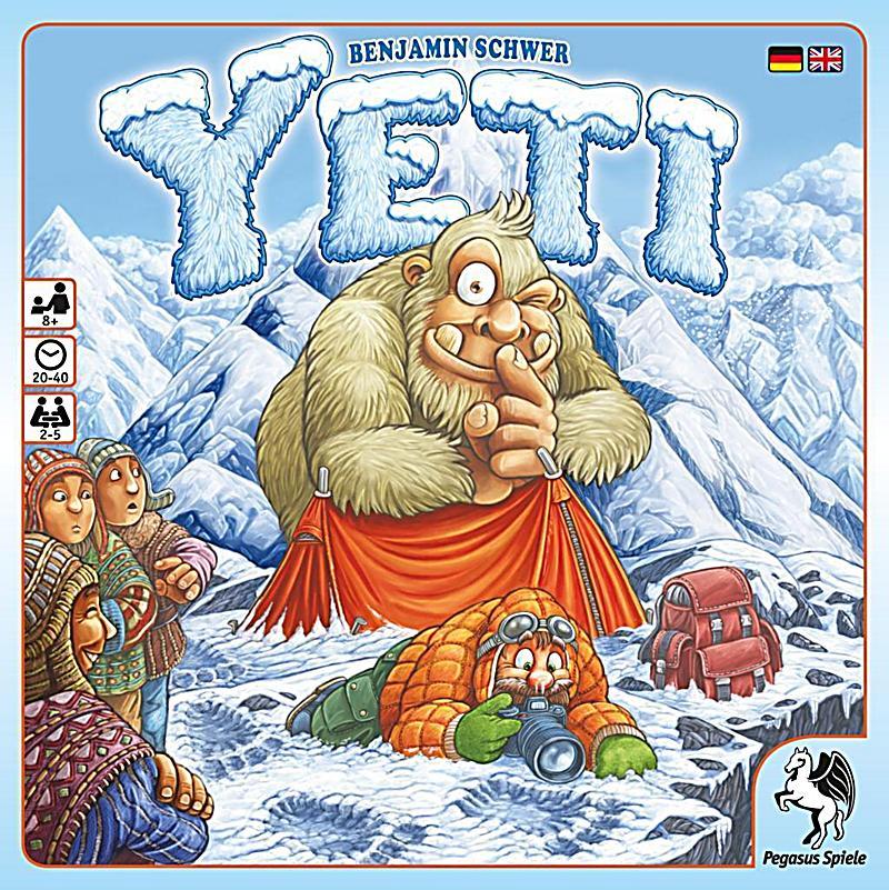 Spiele Yeti