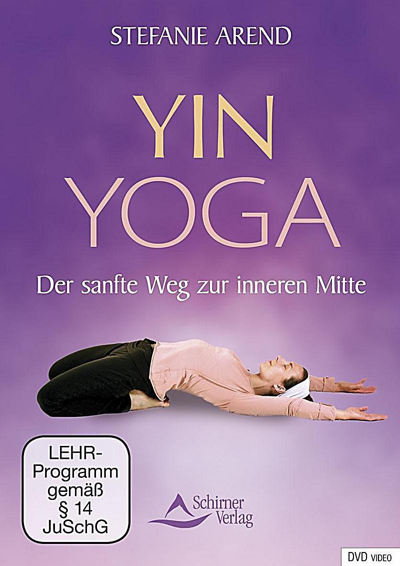 Yin Yoga, 1 DVD DVD jetzt bei Weltbild.ch online bestellen