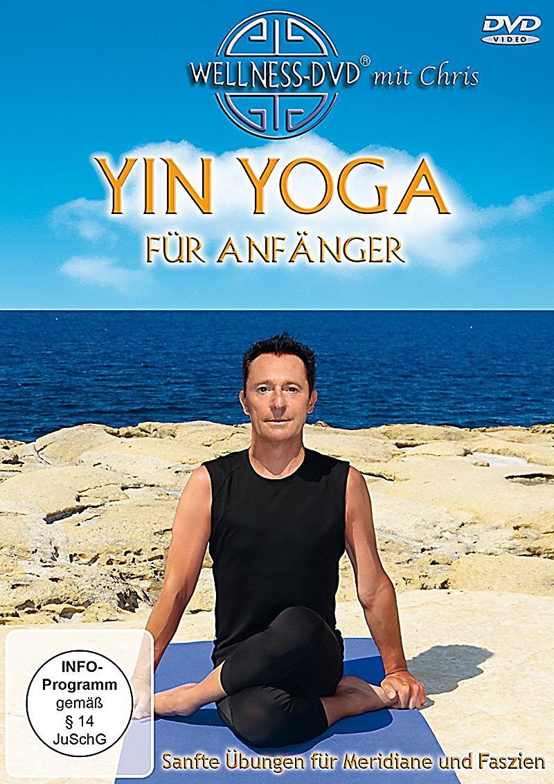 Yin Yoga für Anfänger DVD jetzt bei Weltbild.de online bestellen