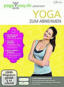 yoga easy yoga zum abnehmen dvd bei bestellen. Black Bedroom Furniture Sets. Home Design Ideas