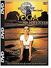 yoga f r den r cken dvd bei bestellen. Black Bedroom Furniture Sets. Home Design Ideas