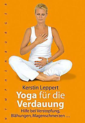 yoga f r die verdauung buch bei online bestellen. Black Bedroom Furniture Sets. Home Design Ideas