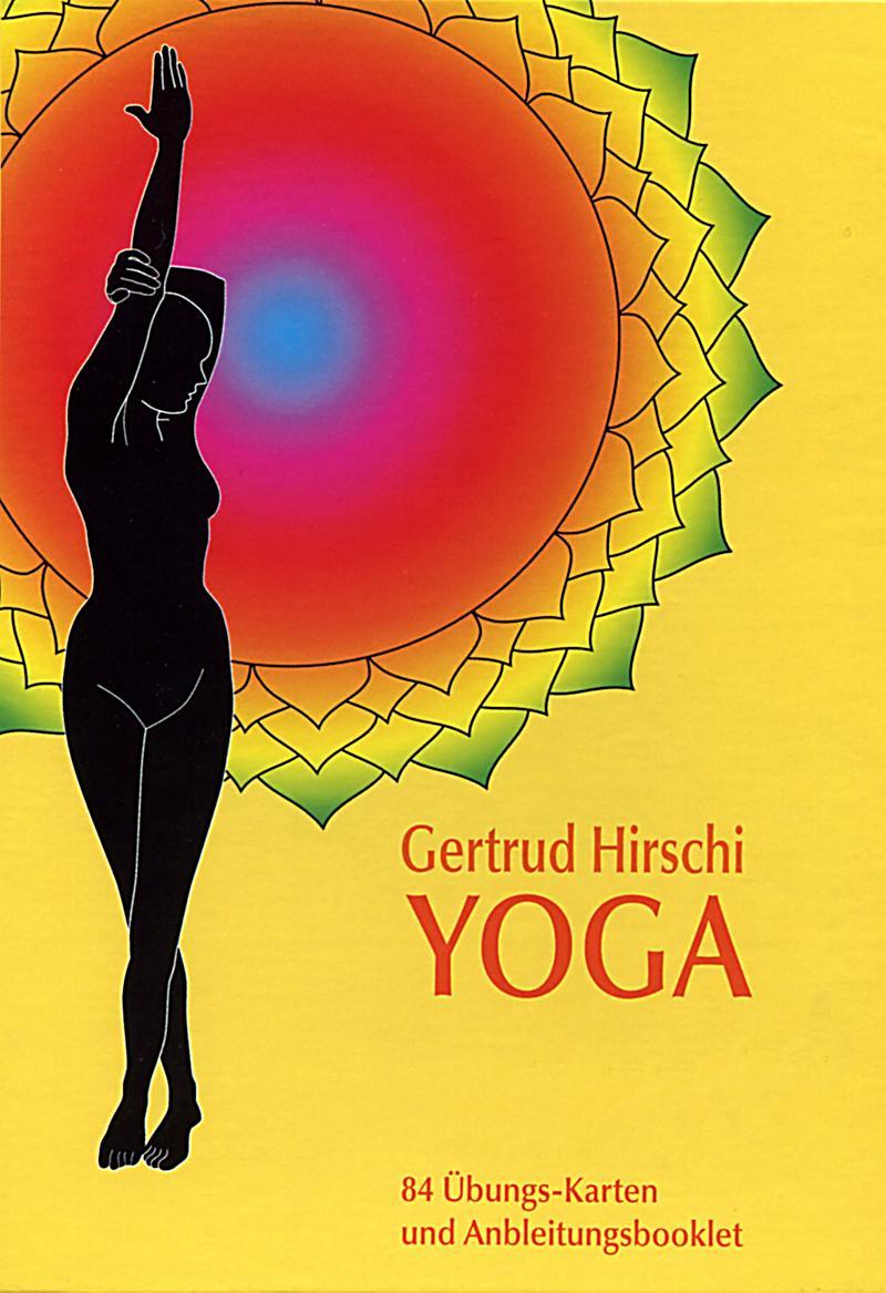 Yoga ganz einfach, 84 Übungs-Karten und Anleitungsbuch