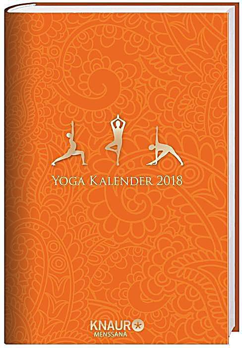 yoga kalender 2018 kalender g nstig bei bestellen. Black Bedroom Furniture Sets. Home Design Ideas