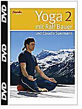 yoga mit ralf bauer teil 2 dvd bei bestellen. Black Bedroom Furniture Sets. Home Design Ideas