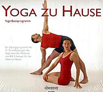 yoga zu hause 1 audio cd h rbuch bei bestellen. Black Bedroom Furniture Sets. Home Design Ideas