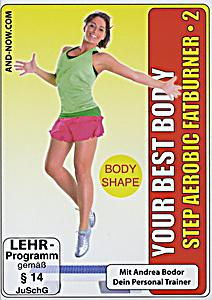 your best body step aerobic fatburner 2 dvd. Black Bedroom Furniture Sets. Home Design Ideas