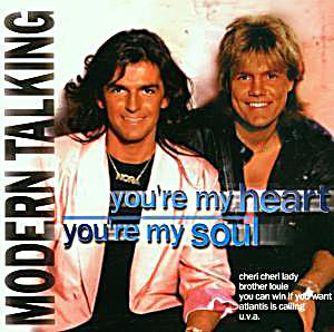 Modern Talking Youre My Heart Youre My Soul Steve Harvey Remix