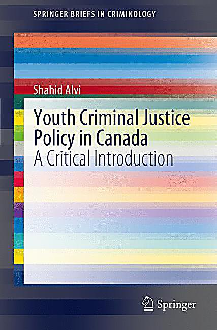 the problem of juvenile crime in canada Juvenile crime and punishment steven d levitt university of chicago over the last two decades juvenile violent crime has grown almost twice as quickly as that of adults.