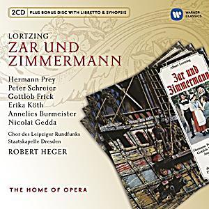 Zar und zimmermann cd jetzt online bei bestellen for Klassische holzverbindungen zimmermann