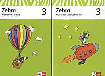 zebra neubearbeitung 3 schuljahr arbeitsheft sprache