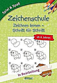 zeichenschule f r kinder ab 6 jahren buch bestellen. Black Bedroom Furniture Sets. Home Design Ideas