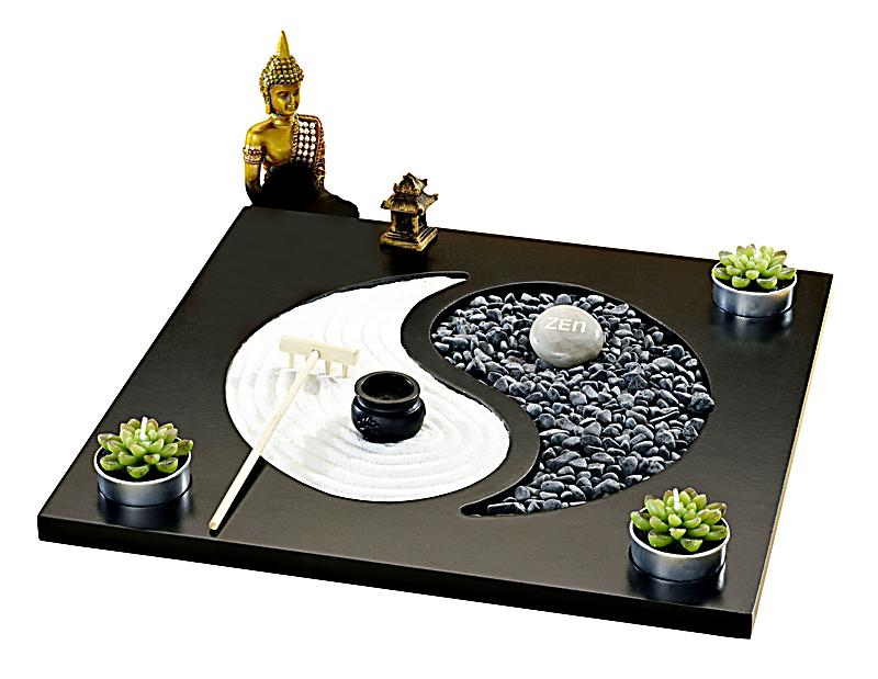 zen garten yin yang jetzt bei bestellen. Black Bedroom Furniture Sets. Home Design Ideas