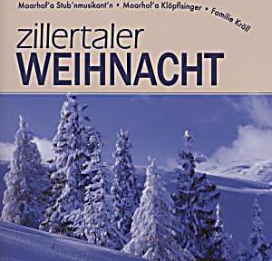 zillertaler weihnacht cd jetzt online bei