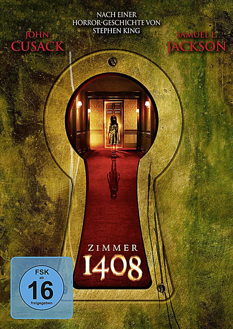 Zimmer 1408 dvd jetzt bei online bestellen for Stephen king habitacion 1408