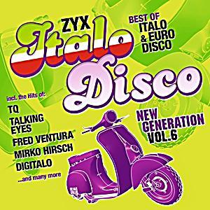 Various The Best Of Italo Disco Vol 7