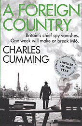 9780007346431 - Charles Cumming: A Foreign Country - Buch