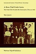A Show Trial Under Lenin. M. Jansen, - Buch - M. Jansen,