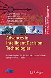 Advances in Intelligent Decision Technologies.  - Buch