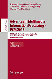 Advances in Multimedia Information Processing - PCM 2018.  - Buch
