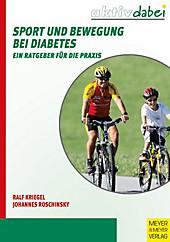 Aktiv dabei: 16 Sport und Bewegung bei Diabetes - eBook - Johannes Roschinsky, Ralf Kriegel,